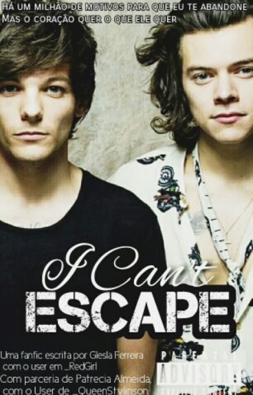 I can't escape • L.S