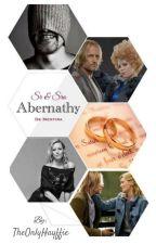 Mr & Mrs Abernathy (De Mentira) by SweetAtali