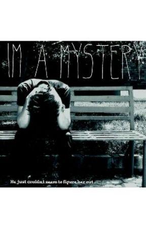 Im A Mystery  by Mrs__Uchiha