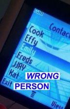 wrong person ✕ Muke by chubbymukey
