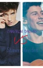 Cameron Dallas VS Shawn Mendes  by MyVelvetCake