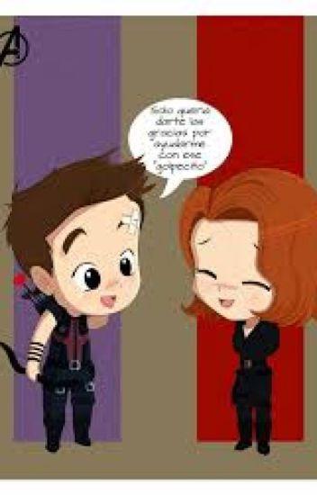 Clint x Natasha - 🎯Hėåțhėř🎯 - Wattpad