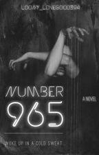Number 965 by Loony_LoveGood394