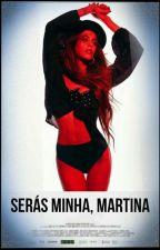 Serás Minha,  Martina Stoessel - Jortini by Matilde_jorgista