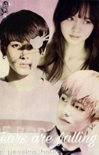 Tears Are Falling [BTS x KimSohyun FF] by parkhyun_ri