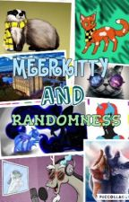MEERKITTY AND RANDOMNESS {Random Book #2} by Kaylaisameerkat