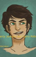 Percy Jackson and Harry Potter by Stjernepus