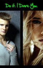 Kill me. I dare you. Cato love story by trinity0929