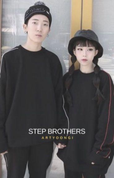stepbrothers ⚣ taekook [hold]