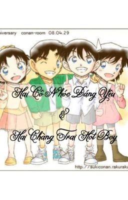 Đọc truyện Hai Cô Nhóc Đáng Yêu & Hai Chàng Trai Hot Boy