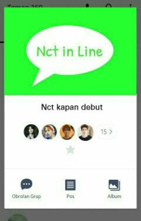 NCT IN LINE by sogexjeojang