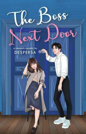 The Boss Next Door (Tersedia Di Gramedia)  by fagugu