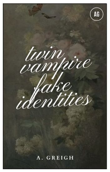 Twin Vampire:Fake Identity(Book 1)
