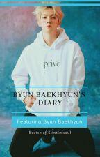 """Бён Бэкхёний Өдрийн Тэмдэглэл """"Complete""""   bbh by seotse_Kj"""