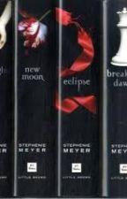 Twilight Saga. by zainabahmed707