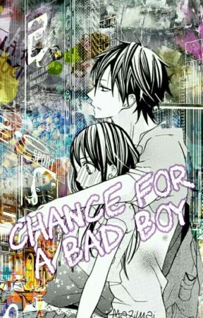 Chance For A Bad Boy  by mazimai