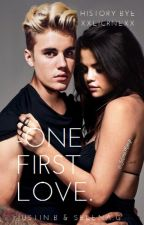 -One first love.  TOME1  by xxlicrnexx