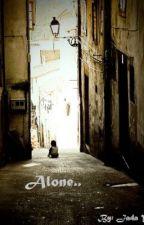 Alone.. (ON HOLD) by Pinkdinke101