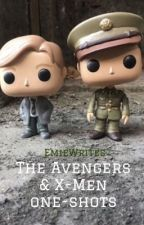 The Avengers & X-Men one-shots {Nederlands} by EmieWrites