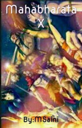 Mahabharata X by MSaini