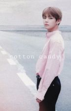 cotton candy // j.jk+k.th by jasmineshit