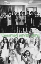 Tomorrow never dies (5sos,little mix,one direction and fifth harmony fanfic) by Jadeameliahood