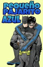 BatNight: Pequeño Pajarito Azul by mariferlafuria