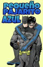 Pequeño pajarito azul (Batman x Nightwing) by mariferlafuria