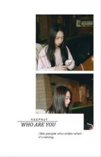 who are you → c.d [hiatus] by keepnut