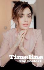 Timeline (The Fosters) by xoscreamxo