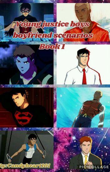 Young Justice Boyfriend scenerios(discontinue)