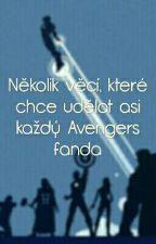 Několik  věcí, které chce udělat asi každý Avengers fanda by The_Ali__
