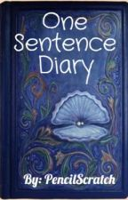 One Sentence Diary by PencilScratch