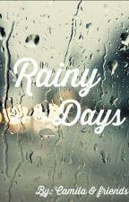 Rainy Day Poems by X_Solaris_X