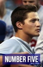 Number Five (Corey Seager) by breezygilinsky