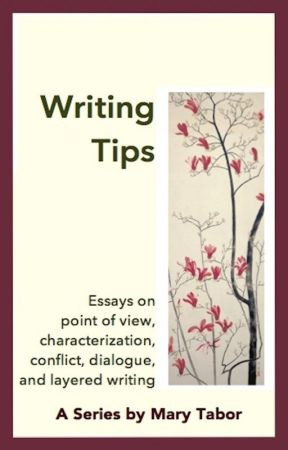 Writing Tips by maryltabor