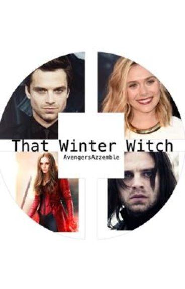 Bucky X Wanda ~ That Winter Witch