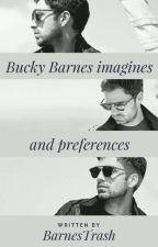 Bucky Barnes Imagines and Preferences by BarnesTrash