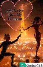 My ledy? ... No, mi princess. * One short* Felix y Bridgette by XmissC13