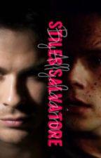 Stiles Salvatore  by allydiaarrow
