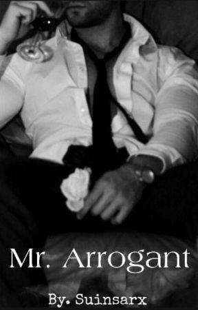 Mr. Arrogant by suci_indah_sari929