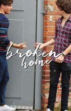broken home; ls #FanficsANaranja by -ImTorn