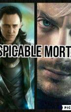 Despicable Mortals Quicksilver X reader by Xx_FallOutGirls_xX
