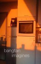bangtan imagines | bts by keulloi