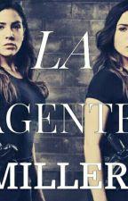 La Agente Miller by DarianaMonteroBeltre