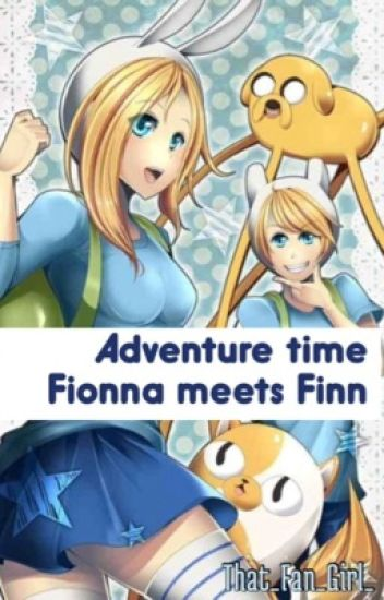 adventure time will finn meet fiona dourif