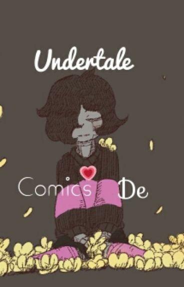 ||Comics De Undertale|| ~De Todo Tipo~