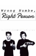 Wrong Number,Right Person|L.S ✔️ by xxxlarryb