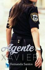 Agente Xavier by FernandaSantos1996