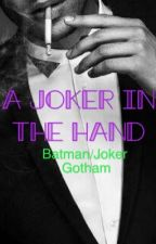 A JOKER IN THE HAND  // Bruce and Jerome// Four years later by WeirdoX0X